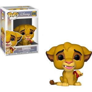 Funko Figurine POP! #496 - Roi Lion - Simba