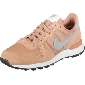 Nike Wmns Internationalist - Baskets Femme, Rose