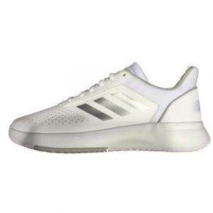 Adidas Courtsmash, Chaussures de Fitness Femme, Blanc