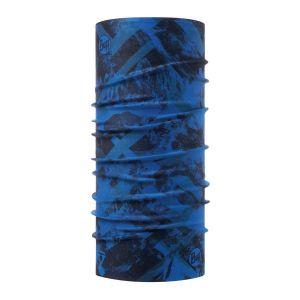 Buff ThermoNet - Foulard - bleu/noir Serviettes multifonctions