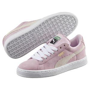 Puma 360757, Baskets Basses Fille, Rose (Pink Lady/White/Team Gold), 29 EU