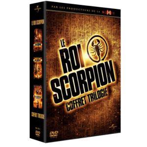 Coffret Le Roi Scorpion - Films 1 à 3