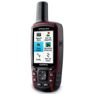 Garmin GPSMAP 62STC - GPS de randonnée