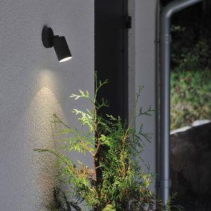Konstsmide 7598-750 - Applique d'extérieur orientable Modena