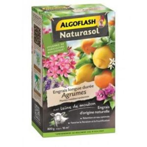 Algoflash Engrais agrume
