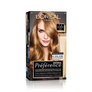 L'Oréal Préférence Infinia Blondes V/7.3 Floride - Blond doré