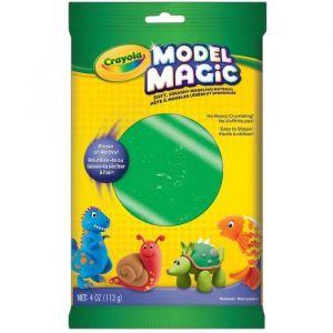 Crayola Model Magic Sachet individuel vert 113 g
