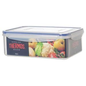 Thermos Boîte alimentaire hermétique Airtight en plastique (2,6 L)