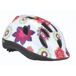 "BBB cycling Casque vélo S ""Boogy"" BHE-37 - Fleur"