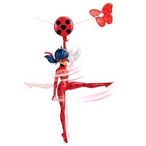 Bandai Figurine Ladybug tyrolienne 19 cm