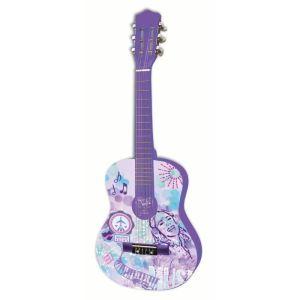 Lexibook K2000VI - Guitare acoustique Violetta