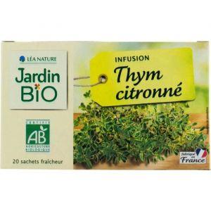 Jardin Bio Infusion thym citronné