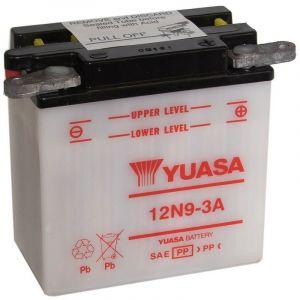 Yuasa Batterie Moto 12N9-3A