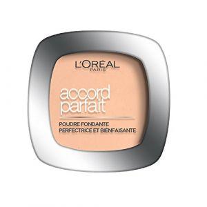 L'Oréal Poudre Accord Parfait - Poudre Fondante Unifiante