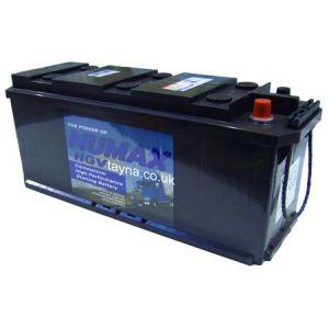 Numax Batterie de démarrage Poids Lourds et Agricoles Premium TRUCKS D14G / MAC 110 630 12V 135Ah / 850A