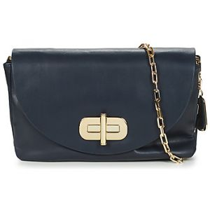 Tommy Hilfiger Sac Bandouliere SOFT TURNLOCK CROSSOVER bleu - Taille Unique