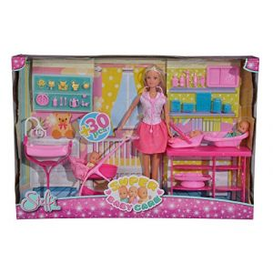 Simba Toys Poupee Steffi Love 29 cm - Coffret pueri