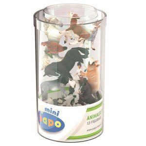 Papo 33015 - Mini tub's animaux de la ferme