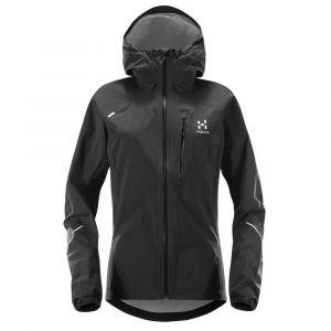 Haglöfs L.I.M - Veste Femme - noir XS Vestes de pluie