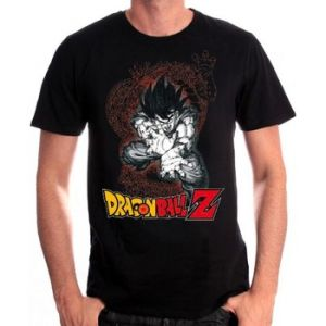 Cotton Division T-Shirt Dragon Ball Z Kaméhaméha (Taille XL)