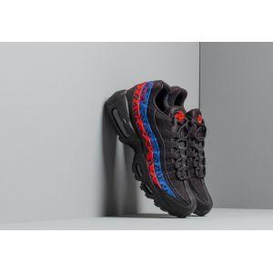 Nike Chaussure Air Max 95 Premium Animal pour Femme - Noir - Taille 40.5 - Female