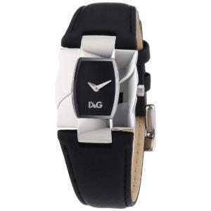 Dolce & Gabbana Ollie - Montre pour femme avec bracelet en cuir
