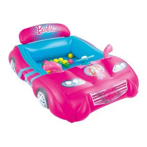 Bestway Voiture gonflable Barbie Sport