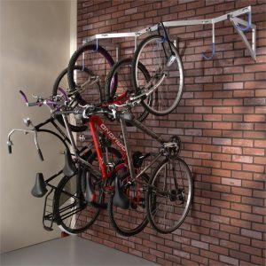 Mottez Range-vélos mural pour 6 vélos B138C