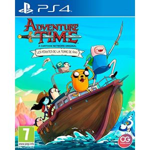Adventure Time : Les Pirates De La Terre De Ooo [PS4]