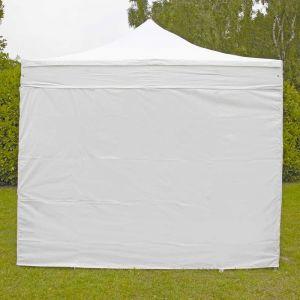 MobEventPro Mur plein tente pliante PRO 40MM 4m blanc