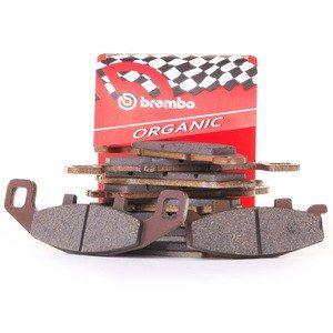Brembo 07HO3607 - Plaquettes de frein moto organique