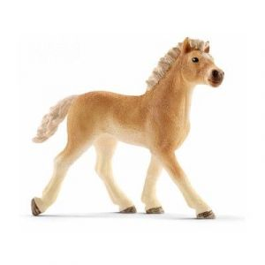 Schleich 13814 - Figurine cheval Poulain Haflinger