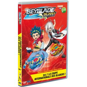 Beyblade Burst - Saison 2, Vol. 7 [DVD]