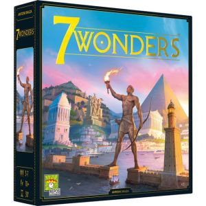 Asmodée 7 Wonders nouvelle version