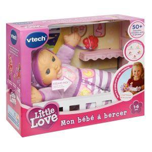 Vtech Little Love Mon bébé À bercer