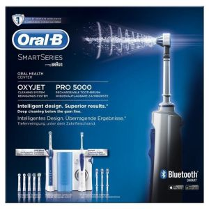 Oral-B Combiné dentaire + OxyJet (BlueTooth)