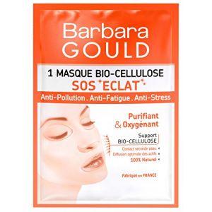 Barbara Gould Masque bio-cellulose sos eclat