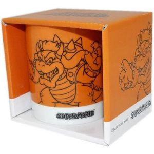Jakks Pacific Mug Super Mario Bowser 2D