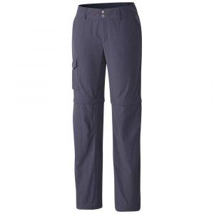 Columbia Pantalons Silver Ridge Convertible Pants Regular - India Ink - Taille 10