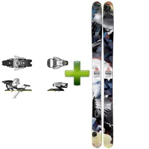 Salomon Rocker² 108 2014 - Skis alpins
