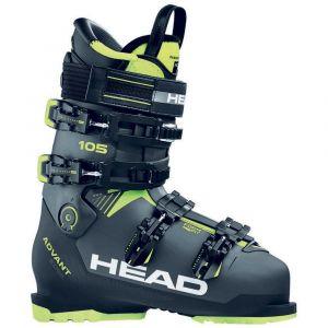Head Chaussures de ski Advant Edge 105 - Anthracite / Black - Taille 27.5