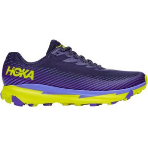 Hoka one one Paire de chaussures de trail femme hoka torrent 2 violet jaune 38