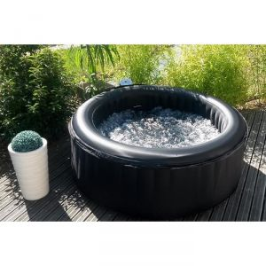 Water'clip Eclips - Spa rond gonflable 4 places 800 L