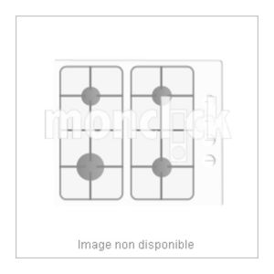 Bosch PXY675DE3E - Table de cuisson à induction 4 foyers