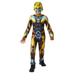 Déguisement Bumble Bee Transformers 5 - Taille 3 à 4 ans