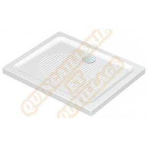 Ideal Standard Receveur rectangulaire Connect - 70 x 100 cm, Blanc