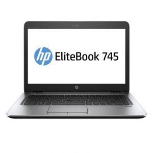 "HP EliteBook 745 G3 (X2F17EA) - 14"" avec AMD A12 PRO-8800B 2,1 GHz"