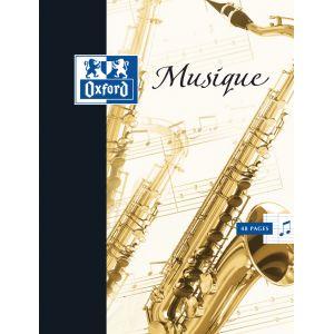 Cambridge Cahier musique A4 48 pages seyes
