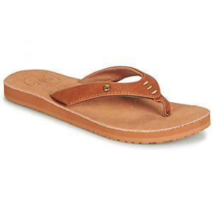 Cool shoe Tongs COASTAL Marron - Taille 36,37,38,39,40