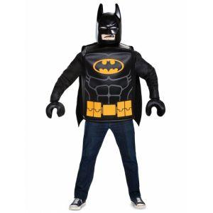 Lego Déguisement Batman adulte Taille unique